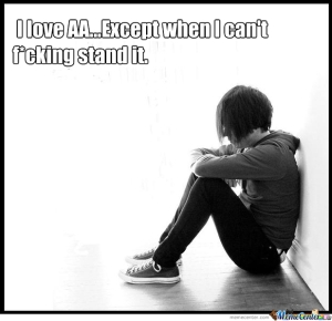 AA Hate